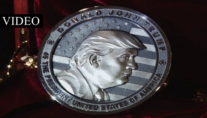 A New Trump Coin Has Been Made, The Origin Will Have Libs FUMING