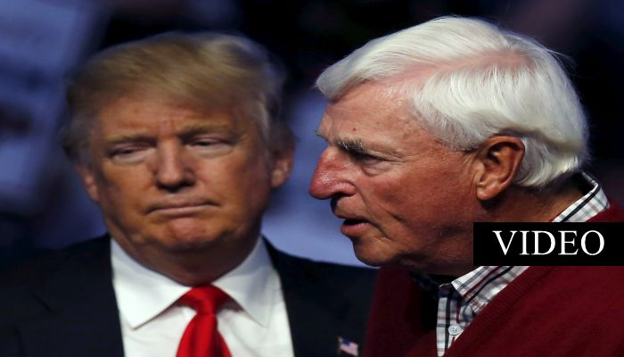 """Bobby Knight Says """"Trump May Be The Best President We've Ever Had"""" [VIDEO]"""