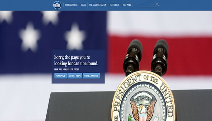 """Here's What REALLY Happened With The """"Missing"""" LGBT White House Page"""