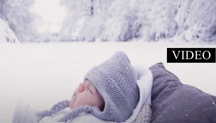 Mom Left Her Sleeping BabyAlone in Freezing Temps, Why She Did It Has Gone VIRAL