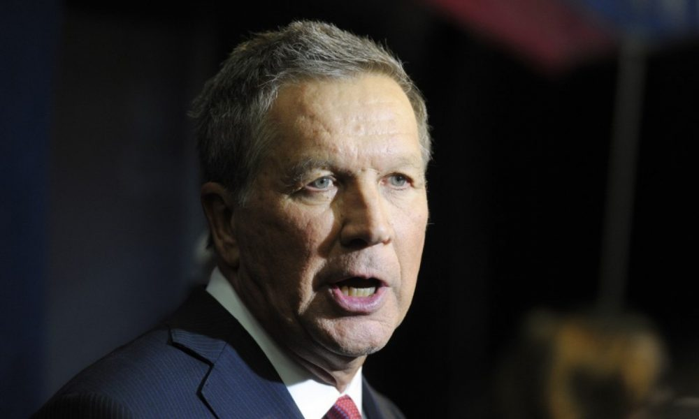 Kasich BLASTS Immigration Order, TRASHES Trump and Administration by Name-calling