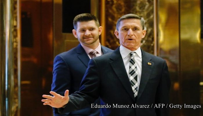 Get The Fire Extinguisher, Michael Flynn Jr. Just ROASTED The Women's March