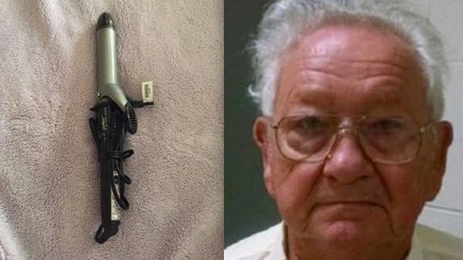 Husband Put Hot Curling Iron In Wife's Vagina Over Secret She Kept For 50yrs [VIDEO]