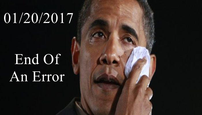 Trump DELETES Obama's Global Warming Website Seconds After Taking Office