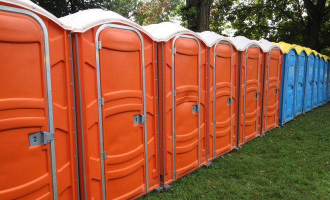 Woman Accused of Blackmailing Teen To Have Sex In Port-a-Potty