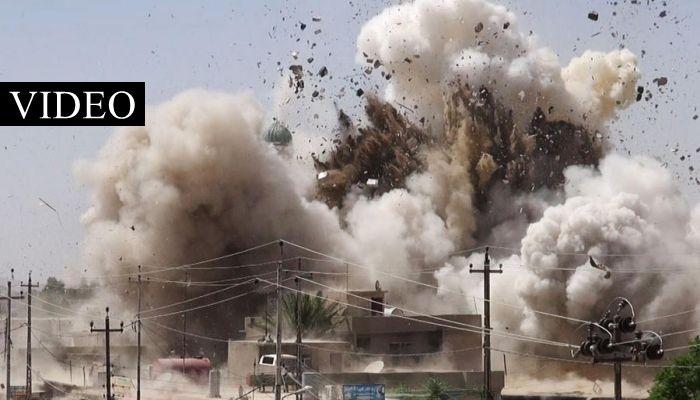 No More Obama, U.S. Fighter Pilots Bomb ISIS Into Oblivion [VIDEO]