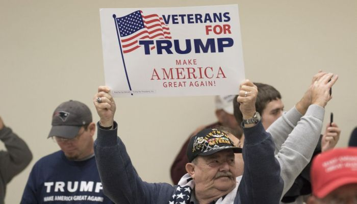 Trump Admin Makes Changes At The VA Obama NEVER Did, Puts Veterans First