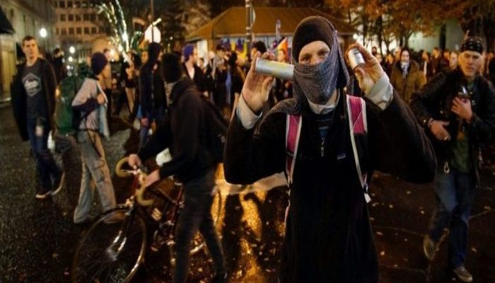 """Portland Mayor Says """"PROTEST"""" Is The New Norm For the """"FORESEEABLE FUTURE"""""""