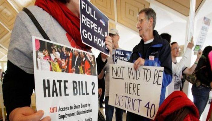 Charlatan Pastors In Texas Speak Out Against Transgender Bathroom Bill