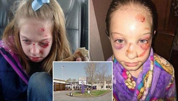 Mom Takes Matters Into Her Own Hands After School's Response To Her 9yo Daughter Being Bullied