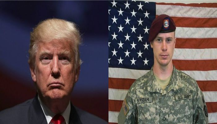 "Bowe Bergdahl Says Trump's ""Dirty, Rotten Traitor"" Comments VIOLATED HIS RIGHTS"