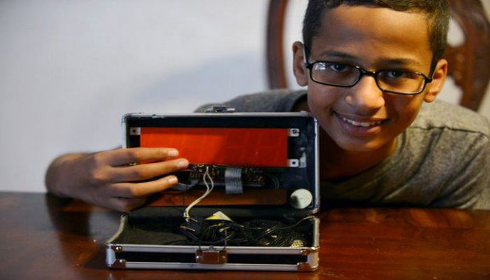 Clock Boy's Lawsuit Blows Up In His Face