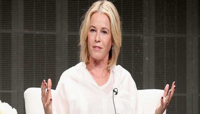 Chelsea Handler Gives The Finger To Donald And Ivanka Trump