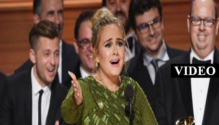 "People Are FLIPPING OUT Over Adele's Comment About ""Black Friends"""