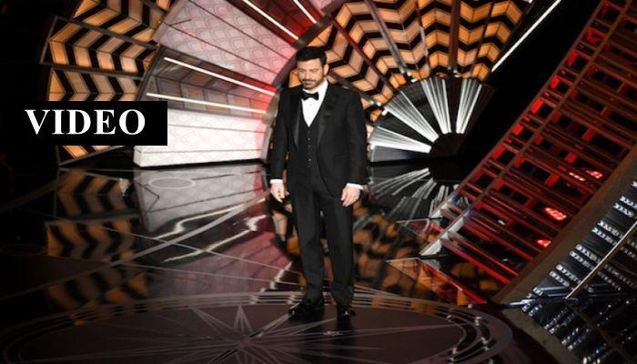 "Jimmy Kimmel: ""Fake News"" CNN, LA Times And NY Times Not Allowed At Oscars"