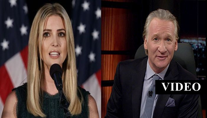 Bill Maher Gives Ivanka Trump A Nickname That Is Both Disgusting And Disrespectful