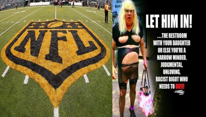 NFL Threatens Texas: Allow Transgenders In Restroom With Your Kids Or LOSE Future Super Bowls