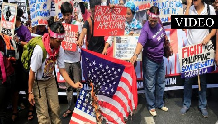 "Protesters Burn American Flag, DEMANDING Miami Remains A ""Sanctuary City"" [VIDEO]"