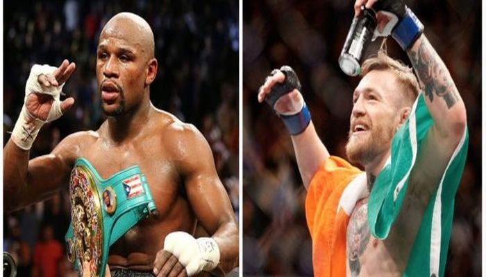 LET'S GET IT ON: Floyd 'Money' Mayweather And Conor McGregor Agree To Fight