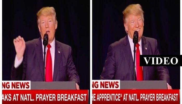President Trump: Prayers For Arnold Schwarzenegger [VIDEO]