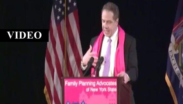 "New York Gov. Cuomo Tells Protesters ""I Am A Muslim — I Am Gay"""