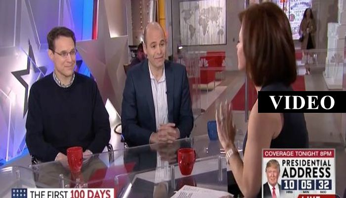 MSNBC Guest Jokes About Kellyanne Being On Her Knees In Oval Office