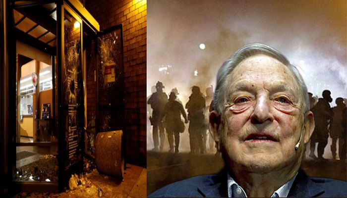 Guess Who Funds The Group Behind The Riots At Berkeley – GEORGE SOROS