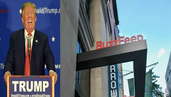 """Sweet Justice: BuzzFeed Getting SUED Over Publishing """"FAKE"""" Trump Dossier"""