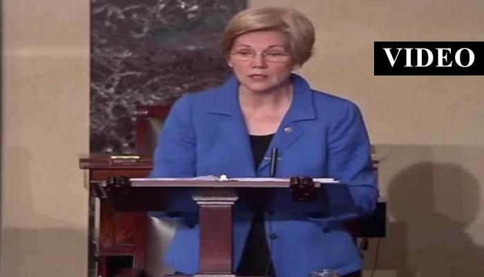 Liz Warren Gets B*TCH SLAPPED By McConnell On The Senate Floor [VIDEO]