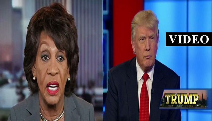 """Maxine Waters Says Her """"Greatest Desire"""" Is To See President Trump Impeached [VIDEO]"""
