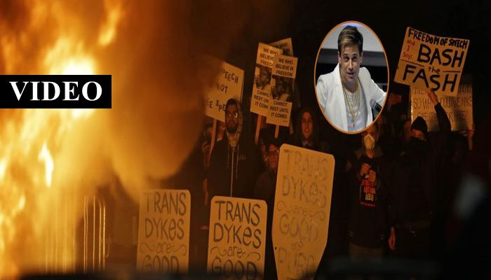 Left-Wing Berkeley Prof: Violent Protesters At Milo Event Were Right-Wingers [VIDEO]