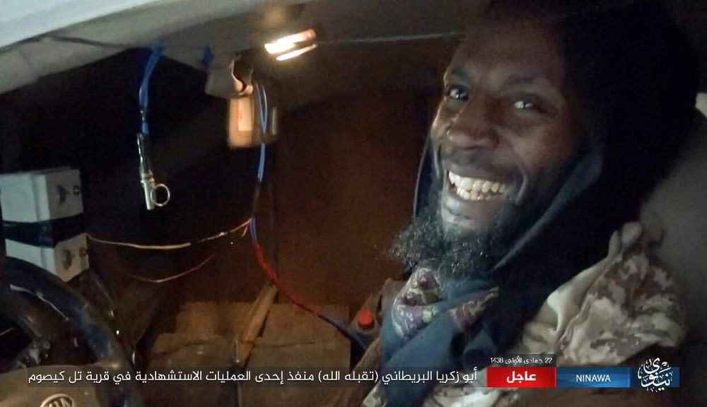 Brits Say Former Gitmo Detainee Was Suicide Bomber [VIDEO]