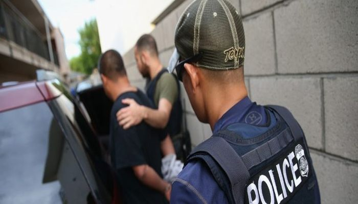 ICE Agents Are THRILLED They're Not Being Punished For Doing Their Jobs