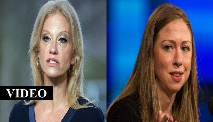 Chelsea Clinton Runs Her Mouth, Gets DESTROYED By Kellyanne With Only 4 Simple Words