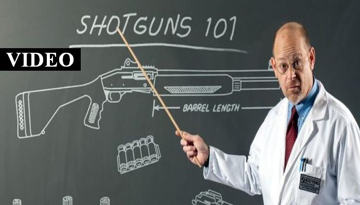 How To Use A Shotgun For Home Defense [VIDEO]