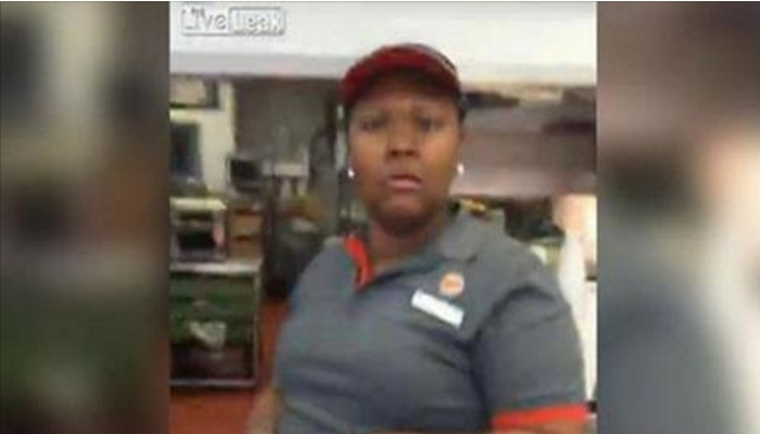 A Burger King Customer's Encounter With A PSYCHO Employee Is Going Viral