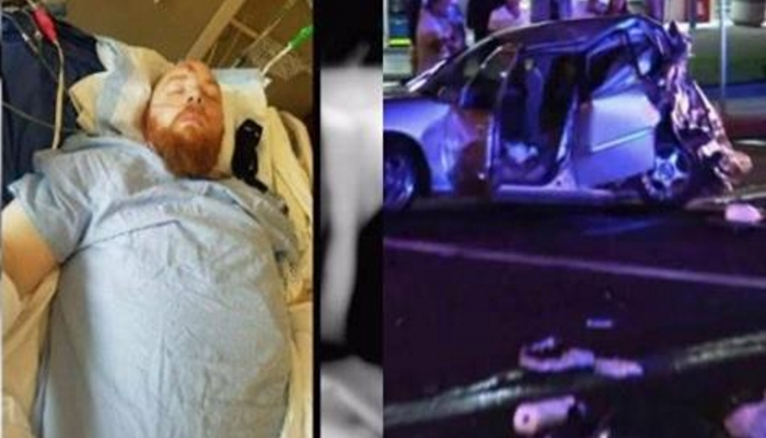 Victim Of A Hit-And-Run Gets A Phone Call From The Last Person He Would Expect