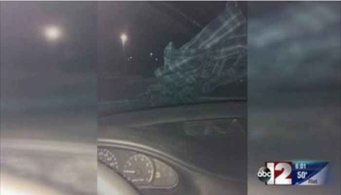 Teen Whose Life Was In Grave Danger Warns Others After Finding A Shirt On Her Car