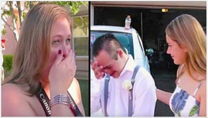 Boy Was Rejected Moments Before Dance, Then Another Date Shows Up — Mom Completely Loses It