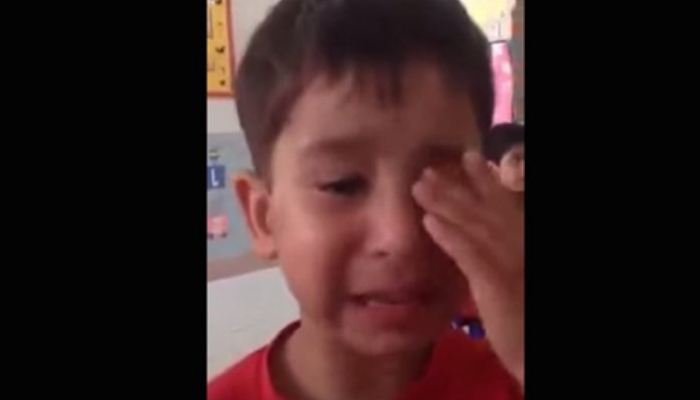 Little Boy Forgot Lunch Money And Asks School For Food, Look What They Gave Him