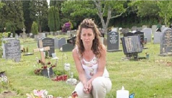 Her Son's Headstone Was Removed Because A SINGLE PERSON Complained