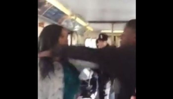 Teenager Harasses Mom On Subway, Quickly Learns Why That Was A BIG Mistake