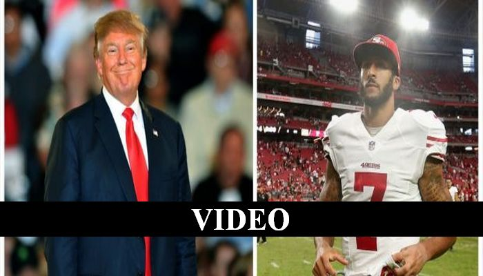 President Trump Goes After Colin Kaepernick During Kentucky Rally