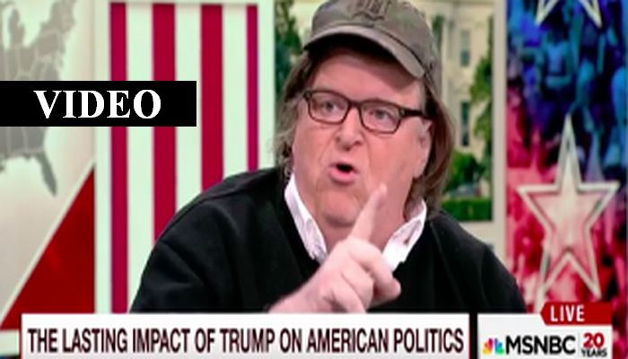 """Michael Moore Has A Warning For Democrats: """"It's Not The Time…"""""""