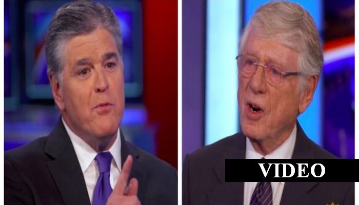 "DAMN! Things Got HEATED When Ted Koppel Told Sean Hannity — ""You're Bad For America"""
