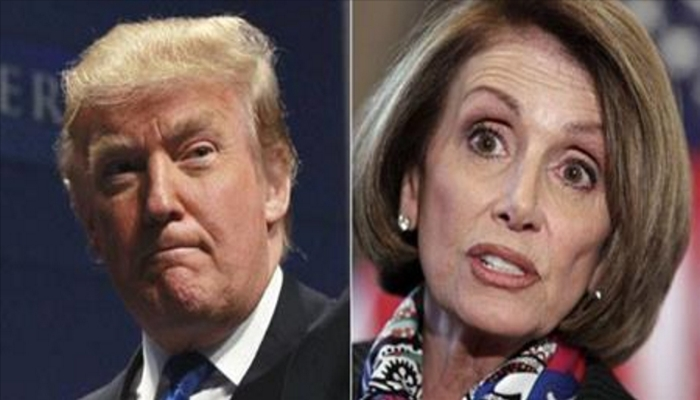 """President Trump Gives His Opinion Of Nancy Pelosi: """"I've Been Watching…"""""""