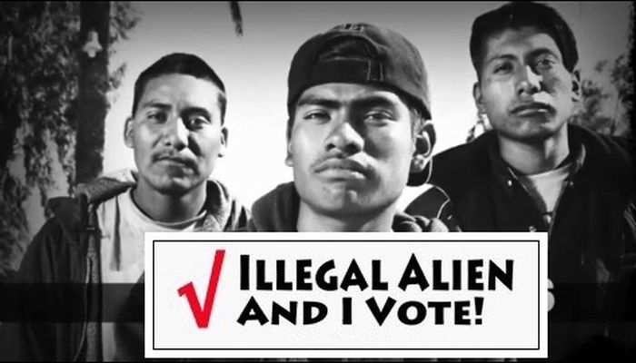 Yet Another Illegal Immigrant Is Charged With Voter Fraud