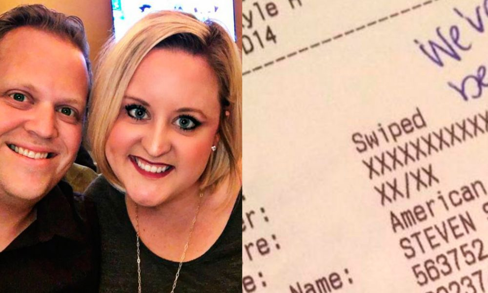 This Couple Was Irritated With Terrible Service, Gave Waitress Ultimate Payback