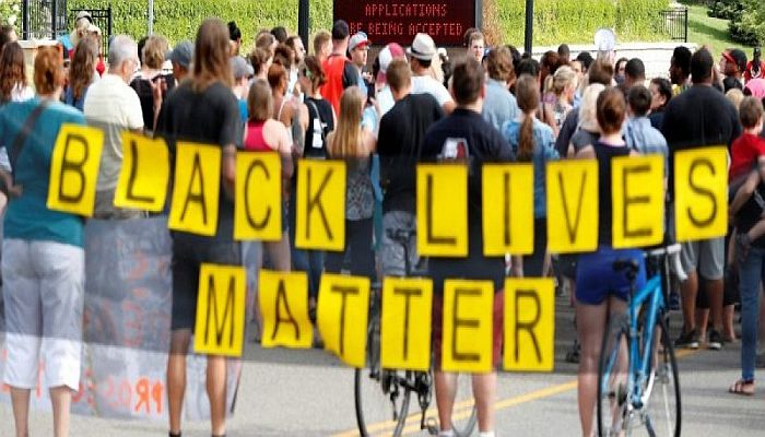 Black Lives Matter Philadelphia Bans WHITE PEOPLE From Its Meetings
