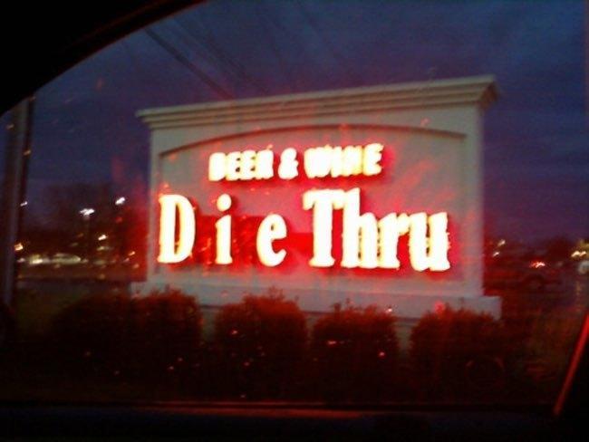 die-thru